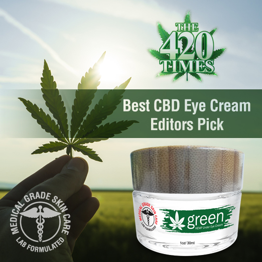 Hemp Eye Cream